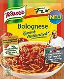Knorr Fix Bolognese Typisch Italienisch 3 Portionen (21 x 48 g)
