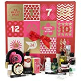 The Body Shop 24 Happy Days Deluxe Beauty Advent Calendar Set