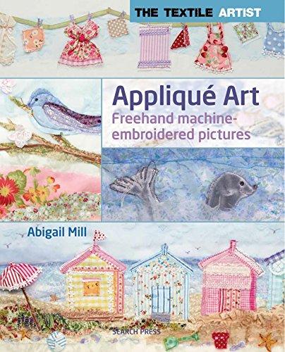 The Textile Artist: Applique Art Cover Image