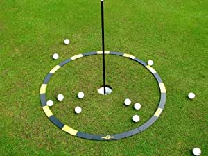 Eyeline Golf Cible Cercles. 3pieds.