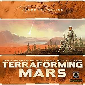 Ghenos Games TRMR - Terraforming Mars