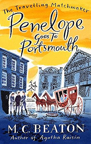 Penelope Goes to Portsmouth Cover Image