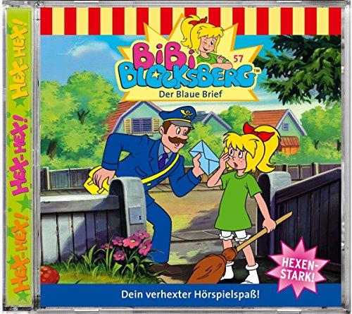 Bibi Blocksberg - Folge 57: Der Blaue Brief