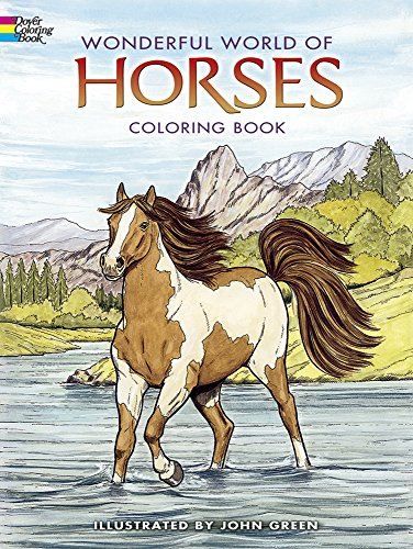wonderful-world-of-horses-coloring-book-dover-nature-coloring-book