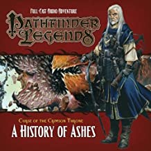Pathfinder Legends: The Crimson Throne: A History of Ashes