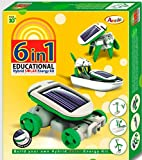 #10: Krasa Toys Annie 6 In 1 Solar Kit Robotics Series 1