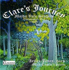 Claire: Clare's Journey [Christopher Dee, Maida Vale Singers] [Claudio Records: CC6013-6] [DVD AUDIO]