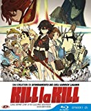Kill La Kill - Limited Edition (Episodi 1-25) (4 Blu Ray)