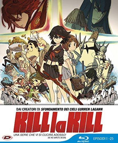 Kill La Kill - Limited Edition (Eps 01-25) (4 Blu-Ray)