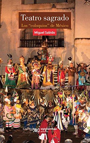 Teatro sagrado por Miguel Sabido