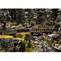 Decoración para modelismo ferroviario 58470 Spurunabhängig [importado de Alemania]
