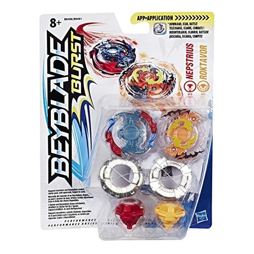 Beyblade-b9496el2-Burst-Dual-Pack-roktavor-und-nepstrius-Spiel
