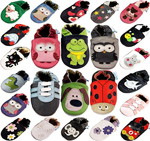 minifeet-premium-soft-leather-baby-shoes-frank-the-frog-18-24-months
