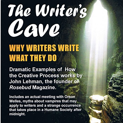 The Writer's Cave  Audiolibri