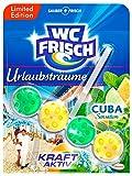 WC Frisch Kraft-Aktiv Duftspüler Cuba Sensation, 10er Pack (10 x 500 g)