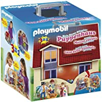 Playmobil - 5167 - Jeu de Construction - Maison Transportable