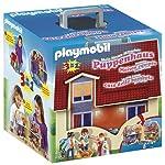 Playmobil - Casa de muñecas en forma de maletín, set de juego (5167)