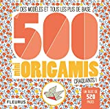 500 mini origamis craquants !