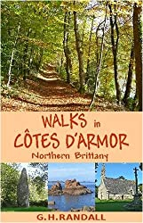 Walks in Cotes D'Armor, Northern Brittany (Red Dog Guides)