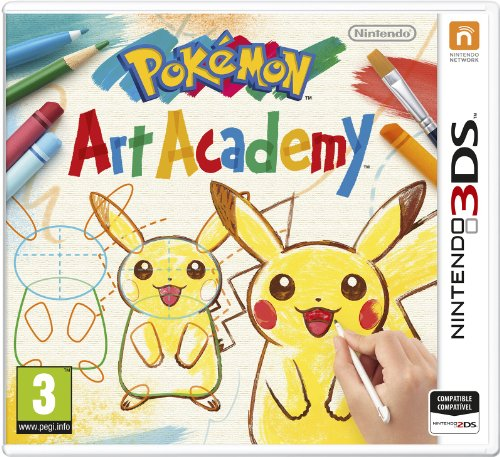 Pokemon: Art Academy