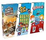 Falomir Coloca 4 + Hundir los Barcos Cuál (Pack Mesa. Juegos Clásicos. (32-11545)
