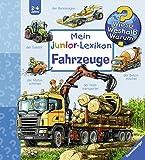 Mein junior-Lexikon: Fahrzeuge (Wieso? Weshalb? Warum? Sonderband) - Peter Nieländer