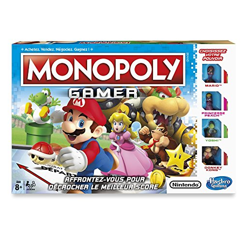 Monopoly Gamer - Jeu de société Hasbro