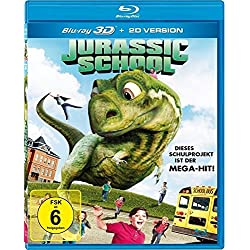 Jurassic School (inkl. 2D-Version) [Alemania] [Blu-ray]