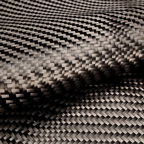 EsportsMJJ 31 * 82Cm 3K 2X2 Twill Di Fibra Di Carbonio Stoffa Tessuto 200Gsm Pianura Tessere Tessuto Opaco Impostazione