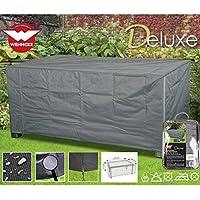Deluxe Schutzhülle Für Gartentische, 170x100cm, Aus Polyester 420D U2022 Garten  Tisch Gartenmöbel Schutz Hülle