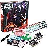 Disney Star wars Trivia Plateau Tester vos connaissances de Darth Vader Jedi Sith
