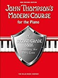 John Thompson's Modern Piano Course: Second Grade (John Thompsons Modern Course F)