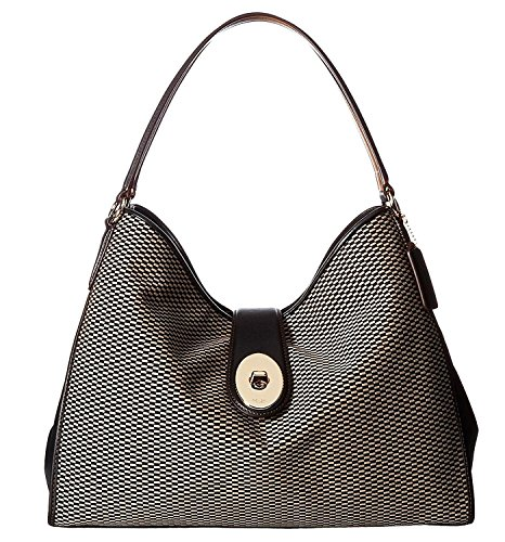 Coach Womens Madison Exploded Reps Carlyle Shoulder Bag - Coach Womens Hobo