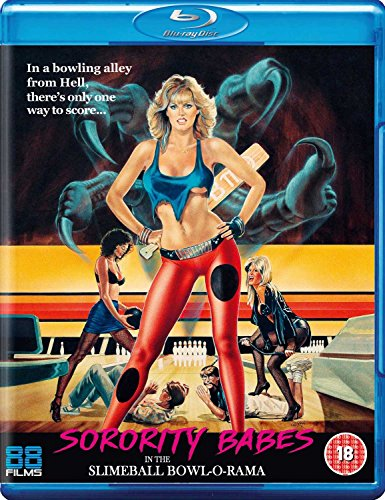 Preisvergleich Produktbild Sorority Babes in the Slimeball Bowl-o-rama [DVD] [Blu-ray] [UK Import]