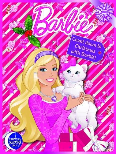 Countdown to Christmas with Barbie: How Many Sleeps Until...? por Sharon Gold