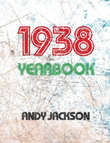 The 1938 Yearbook - UK: Interesting book with lots of facts and figures from 1938 - Unique birthday present / gift idea!