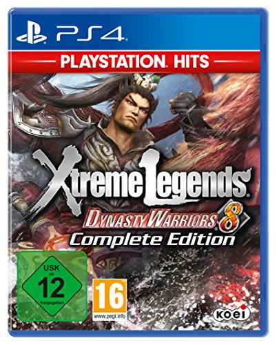Dynasty Warriors 8 C.E Playstation Hits