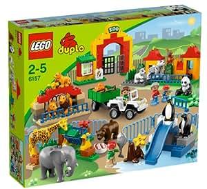 LEGO DUPLO 6157 - Il Grande Zoo