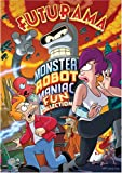 Futurama: Monster Robot Maniac Fun Collection [DVD] [1999] [Region 1] [US Import] [NTSC]
