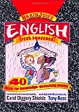 BrainJuice: English, Fresh Squeezed!: Handprint Books by Carol Diggory Shields (2004-12-01)