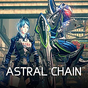 ASTRAL CHAIN – [Nintendo Switch]