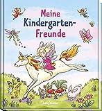 Meine Kindergarten-Freunde: Elfen & Einhörner (Freundebücher für den Kindergarten)