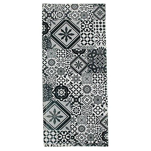 tapis-motifs-carreaux-de-ciment-gris-noir-100x60cm-toodoo-monbeautapis-polyester-extra-doux
