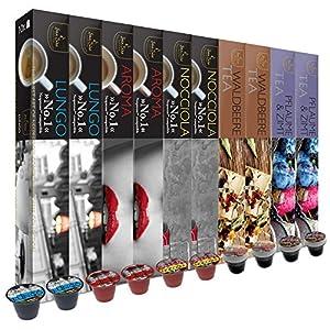 100 capsule Caffè SanSiro Coffee & Tea Dream-Mix No. 1 Nespresso®* compatibile