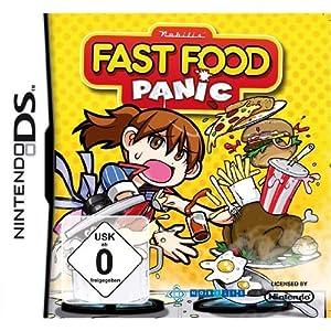 Fast Food Panic – [Nintendo DS]