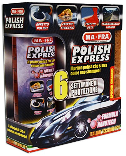 Ma-Fra Kit Polish Express Auto