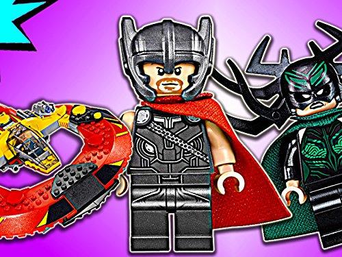 Clip: Thor Ragnarok Ultimate Battle for Asgard (Berserker-tv)