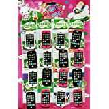 Day I Phone ERASER 16 PCS FOR KIDS (IN ONE CHART THERE IS 16 PCS) (3 Charts)