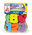 Little Tikes Foam Bath Letters and Numbers Learning Toy [Multicolor, 616969PE5C]