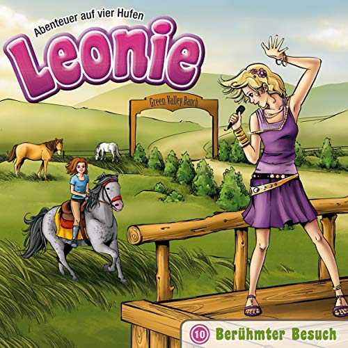 Leonie (Folge 10) - Berühmter Besuch